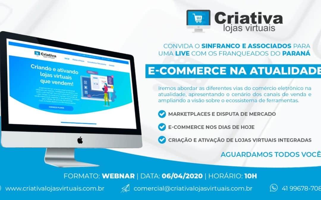 Sinfranco realiza seminário sobre o e-commerce