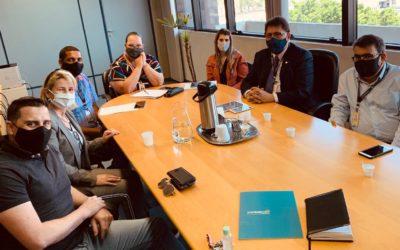 Sinfranco apresenta rede franqueada como solução para entregas no Estado